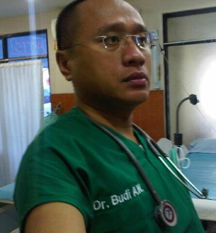 dr Budi Ario Witjaksono