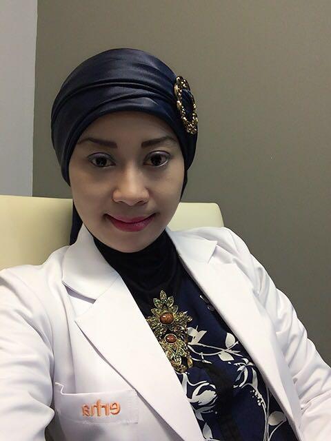 dr Amelia Ristiani