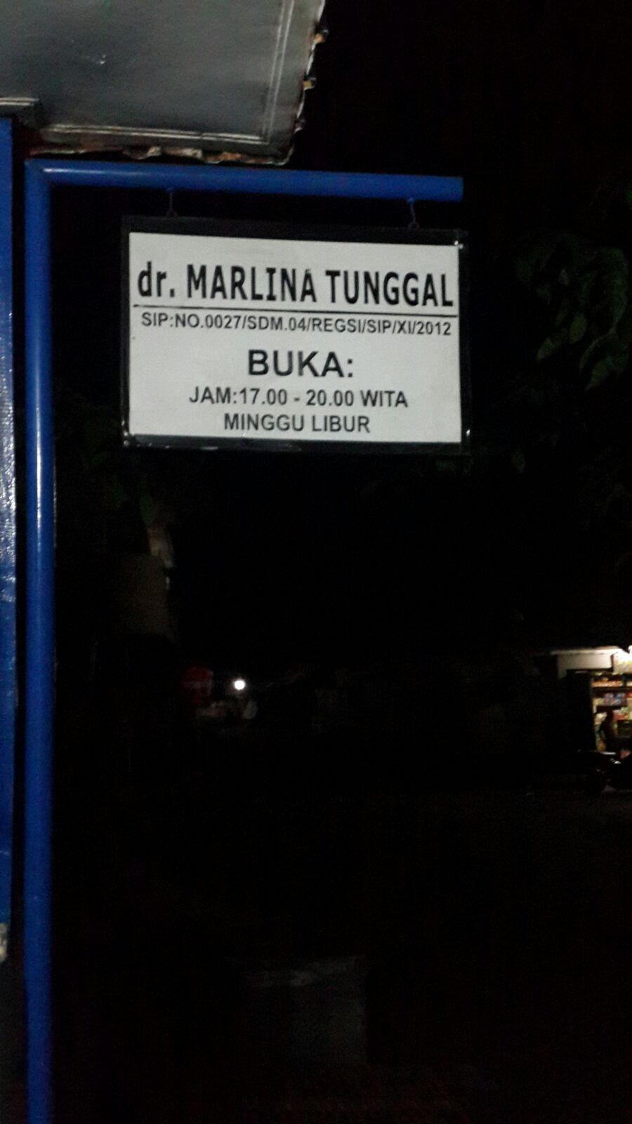 dr Marlina Tunggal